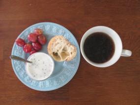 糖尿病と朝ごはんの関係