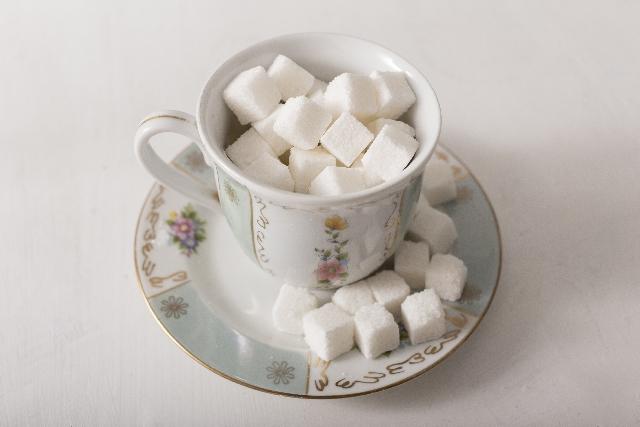 大量の糖質摂取