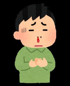 糖尿病と鼻血の関係