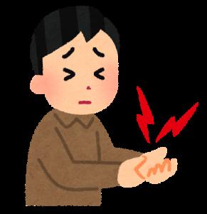 透析アミロイドーシスによる関節痛