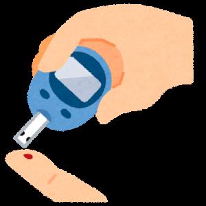 糖尿病と血糖値測定便利ツール